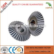 ГОРЯЧИЙ продавая хороший алюминиевый механизм конструкции конструкции, стальной шестерня и шестерня утюга