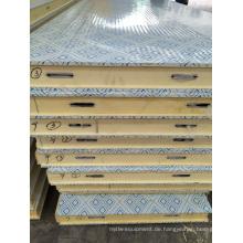 Kühlraum-Polyurethan-Isolierungsplatte für Verkauf