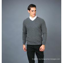 Suéter de cachemira de la moda de los hombres 17brpv071