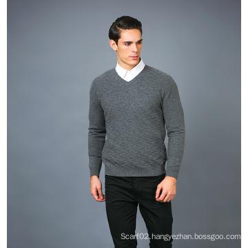Men′ S Fashion Cashmere Sweater 17brpv071