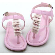 2016 neueste Kind Mädchen flache Sandale Outdoor Kleinkind Schuhe