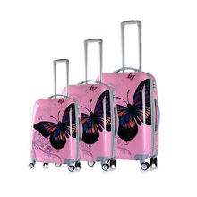 Printing OEM Trolley Case with PC Material