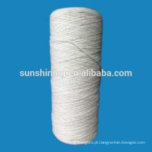 100% fio de lã para tapete 310tex / 1
