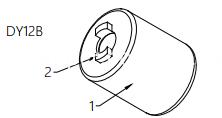 Barrel Damper Application On Jewelry Box