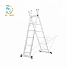 1,2,3 layers aluminium straight ladder,extension ladder,collapsible ladders,