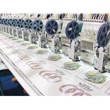 embroidery machine chain stitch