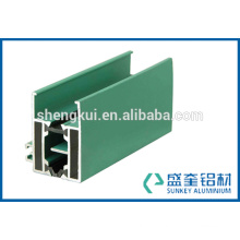 Chinese manufacturer of aluminium profiles with thermal break for aluminum profile for sliding door in Zhejiang China