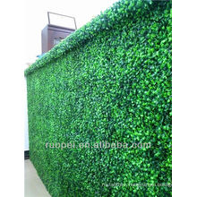 Yiwu high quality artificial grass wall/Hedges for decoration
