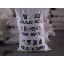 Weißes Pulver 99,6% Oxalsäure für Industry Grade