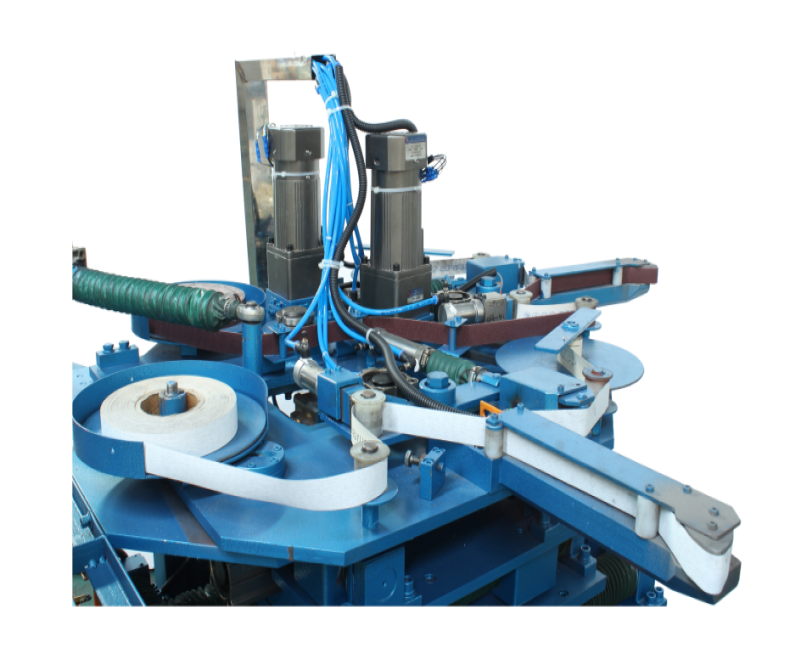Sand Polishing Metal Machine