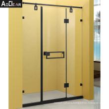 Aokeliya sliding set aluminium shower doors swing door zhejiang