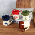 550ML Stoneware Drinking  Mug