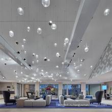 Современные настройки моды для помещений роскошный подвесной светильник