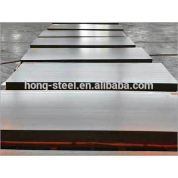 precio de fábrica de acero inoxidable 304 placa 2B/NO.1 /mill finish