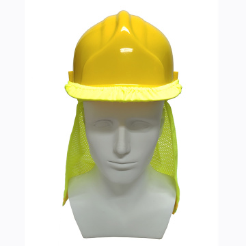 Sun Neck Shield Sombrilla para casco de seguridad
