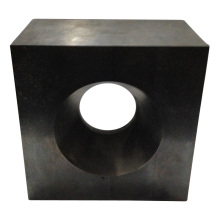 Peças sobresselentes abrasivas lustradas do desgaste do carboneto de tungstênio