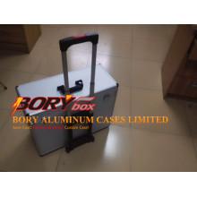 Тяжелая тележка для тяжелых условий эксплуатации Универсальный ящик для инструментов Полетный чемодан