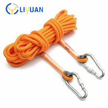 Fire Escape Safety Outdoor Static Rock Climbing Rope