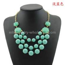 Acrylic Beads Link Chain Fashion Necklace Gift for girlfriend