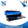 Hydraulic Automatic Screen Heat Transfer Machine for Gold/Metal Board/T-Shirt (FJXHB4-2)