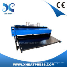 Hydraulic Automatic Screen Heat Transfer Machine for Gold/Metal Board/T-Shirt (FJXHB4-2)