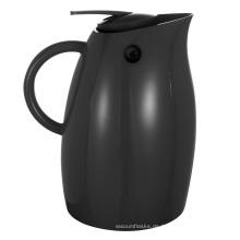 Edelstahl Glas ausgekleidet Kunststoff Vakuum Krug Pgp-1000L schwarz