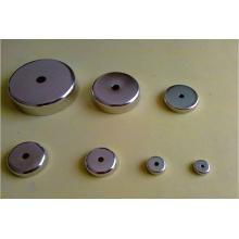 Постоянные неодимовые магниты с отверстием NdFeB с отверстием