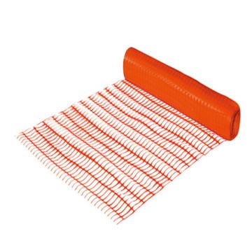 4 FT. X 100 FT. Orange Plastic Safety Net Fechten