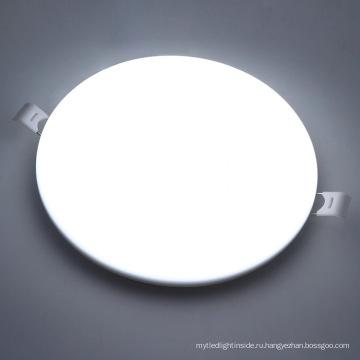 Безрамный светодиодный потолочный светильник