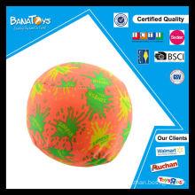Bola promocional del agua de la tensión del juguete del deporte del regalo de la venta caliente
