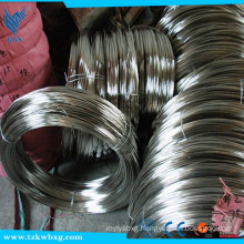 Factory direct sale 201 stainless steel Bright wire