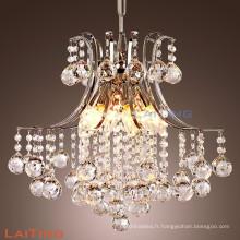 Lustre d'intérieur éclairage lustre en cristal pour les cuisines 71051