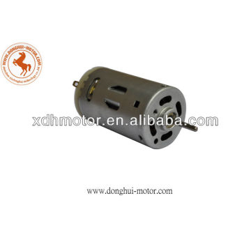Secador de cabelo motor RS-385,12v dc motor elétrico, 385 motores