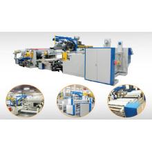 Lamination and multi-layer laminating combination machine