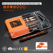 Broca de chave de fenda ph2 personalizada de alta qualidade