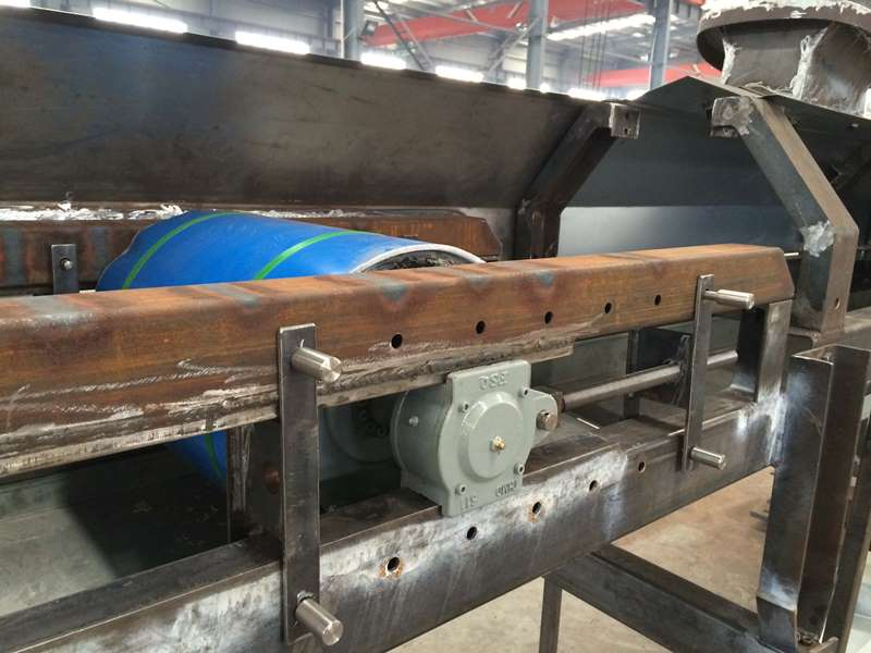 Belt Conveyor Takeup 1
