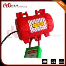 Elecpopular alta demanda de productos de importación de alta calidad a prueba de agua de aislamiento enchufe eléctrico de bloqueo de seguridad