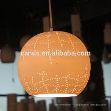 Lustres populaires de décoration de maison de lustre