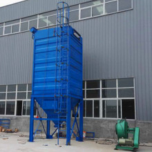Quality assurance bag dust collector for industry