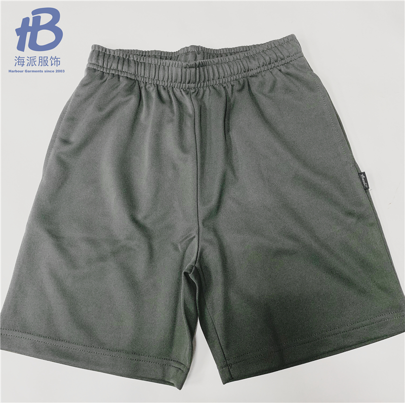 Knit school wear shorts