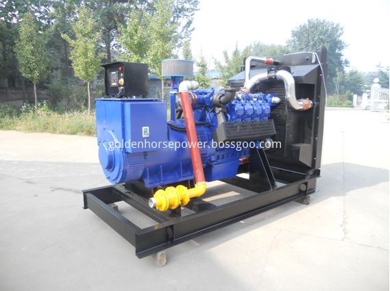 Deutz Gas Generator