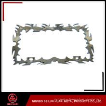 Con la fábrica de la garantía de la calidad directamente la cubierta de aluminio