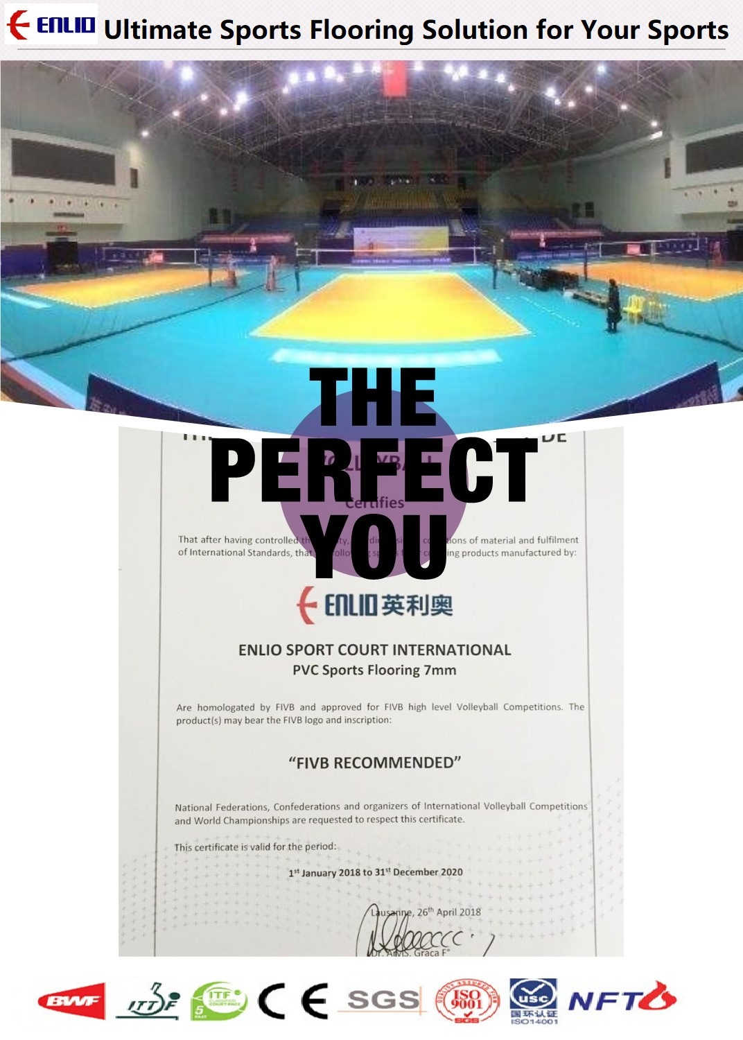 FIVB Certification