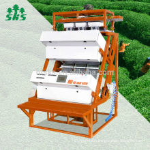 Tea Processing Machine 1 Chutes Small CCD Camera Tea Color Sorters Tea Colour Sorting Machine