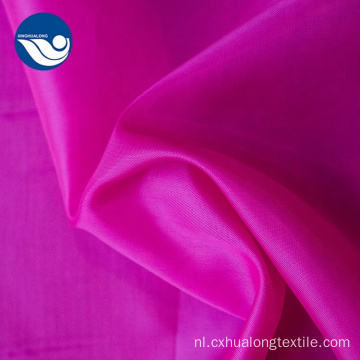 100% polyester 190T / 210T poly-tafstof