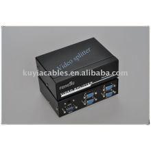 4 VGA à écran LCD CRT Video Splitter