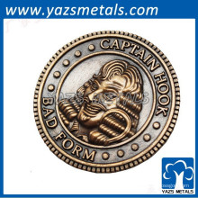 Подарок промотирования горячие парусный спорт старые британские индийские монеты