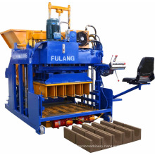 vibrated and hydraulic egg laying concrete block making machine in kenya