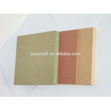 2015 best quality waterproof/green color mdf
