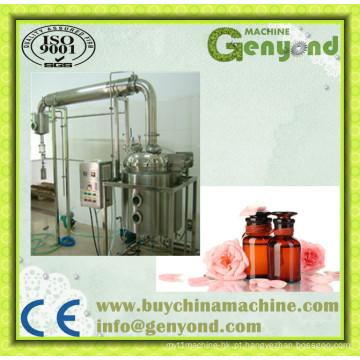 Máquina multifuncional de destilação de óleo essencial